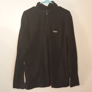 Mens large Patagonia fleece pullover